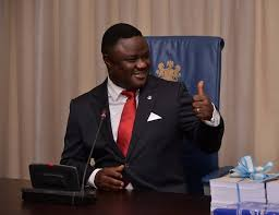 Ben Ayade, Cross River State Governor